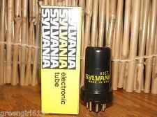 Vintage Sylvania 6SC7 Vacuum Tube Results= 1190/1150