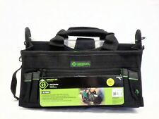 Greenlee 0158-19 15 Pocket Tool Carrier With Parts Bin