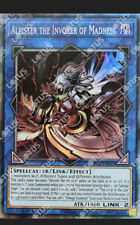 GENESIS IMPACT Aleister the Invoker of Madness Collector's Rare Ships 12/17
