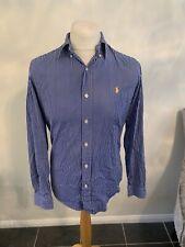 Ralph Lauren Custom Fit Shirt Small
