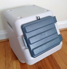 New listing Bergan Stack-N-Stor 40 Stackable Pet Food Storage Container Bin