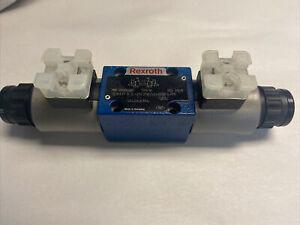 Rexroth R900955887 3DREP-6-C-21/25EG24N9K4/M Hydraulic Valve