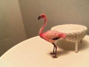 Realistic Pink Flamingo for outdoor scene