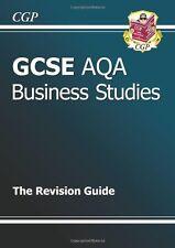 GCSE Business Studies AQA Revision Guide (A*-G course),CGP Books