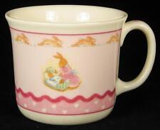 Royal Doulton Bunnykins Pink 'Sweet Hearts' Cup/Mug 2004