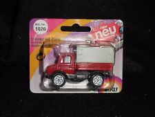 "Siku 1026 New Unimog with Canvas Top German Toy 3"" MOC"