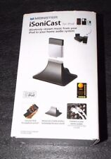 Monster iSoniCast Wireless Audio Bridge for iPod, iPhone or Stereo  - Complete