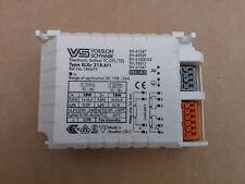 Vossloh Schwabe ELXc 218.871 Electronic Ballast for 1x18w 2x18w TC-DEL or TC-TEL