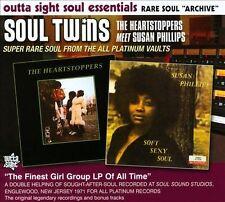 Soul Twins [Slipcase] by Susan Phillips/Heartstoppers (CD, Oct-2010, Outta...