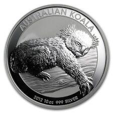 2012 10 oz Silver Australian Koala Coin