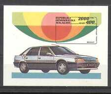 Madagascar 1993 Cars/Transport/Motors 1v m/s (n23954)