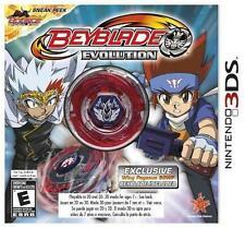 Beyblade: Evolution (Nintendo 3DS, 2013)