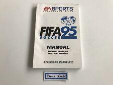Notice - Fifa Soccer 95 - Sega Megadrive - PAL EUR