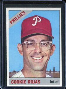 1966   Topps   Baseball   # 170   Cookie Rojas   NM-MT   Near Mint to Mint