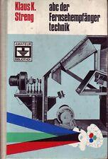 abc der Fernsehempfänger Technik/bebildertes Fachbuch/1969/1. Auflage