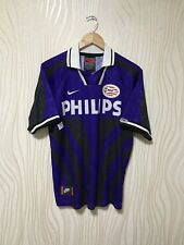 PSV EINDHOVEN 1996 1997 AWAY FOOTBALL SOCCER SHIRT JERSEY NIKE