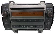09 10 Toyota MATRIX XM Radio CD Disc Player Satellite Stereo 86120-02710 11819