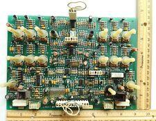 ROWE CD JUKEBOX AMPLIFIER EQUALIZER PCB #610237-02