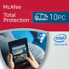 McAfee Total Protection 2020 / 10 Device/ Unlimited/ 1Year licence