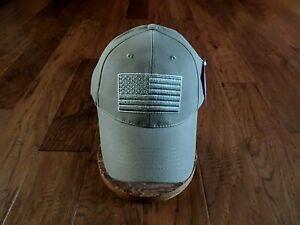 U.S AMERICAN FLAG HAT U.S.A PATRIOTIC BALL CAP EMBROIDERED U.S FLAG BALL CAP