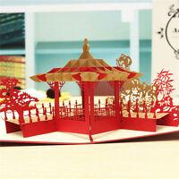 3D Up Grußkarte Alles Gute zum Geburtstag Valentinstag Jahrestag Karte Greet