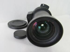 Christie 118-100111-01 ILS Lens 1.25-1.6:1 SX+/1.16-1.49:1 HD 0.95 3-CHIP DLP