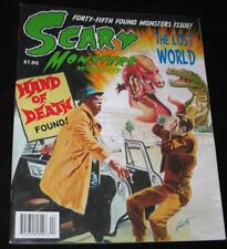 2002 SCARY MONSTERS #45 - 130 monster pages