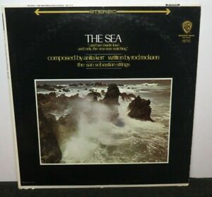SAN SEBASTIAN STRINGS THE SEA (VG+) WS-1670 LP VINYL RECORD