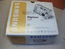 Samsung Digimax 530, New