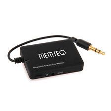 Bluetooth A2DP Adattatore Dongle Trasmettitore Wireless Stereo Audio X TV 3,5mm