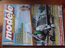 $$w Revue modele magazine n°649 Plan encarte Clarky  Gee Bee  Bossanova  F3A