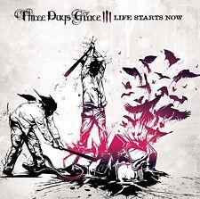 THREE DAYS GRACE : LIFE STARTS NOW   (CD) Sealed