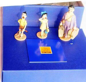 PIXI  46240 MOULINSART - SERAPHIN ET SES ENFANTS.  Boîte bleue. COMPLET NEUF.