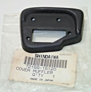 Shindaiwa 14581014731 MUFFLER Echo