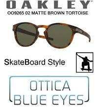 Occhiali Sole OAKLEY LATCH 9265 02 SB Skateboard sunglasses sonnenbrille tortois