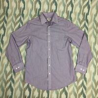 Merona Men's Shirt Long Sleeve Classic Size Small
