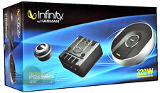 "Infinity PR6500cs 6.5"" 2-Way Primus Series Component Car Speaker System 6 1/2"""