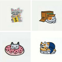 Lovely Animal Sew Iron On Patch Bag Clothes Applique DIY Crafts Embroidered Cute
