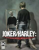 Joker Harley Criminal Sanity #2 Mattina HQ Variant DC Comics 1st Print 2020 NM