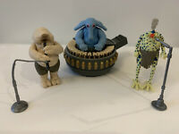 STAR WARS SY SNOOTLES REBO BAND COMPLETE CARD FRESH C9+ KENNER VINTAGE 1983 ROTJ