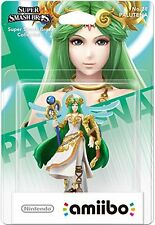 Nintendo Wii U personaggio amiibo Super Smash Bros. Palutena Merce Nuova