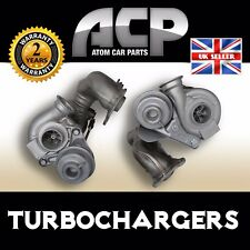 Left & Right Turbocharger for BMW 135 i, 335i, Z4, 1er. 49131-07031, 49131-07041