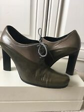 Authentic Prada two tone Ankle Boots UK3 VGC
