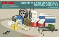 Meng Model 1/35 SPS-014 Equipment for Modern U.S. Military Vehicles