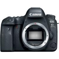 A - Canon EOS 6D Mark II Digital SLR Camera Body