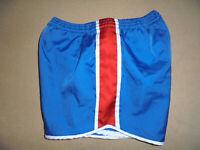 vintage budapest 70s Shorts oldschool nylon pants sport retro glanz 80`s S/M