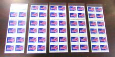 Forever Stamps USPS 2018 US Flag US First Class Postage 100 Stamps