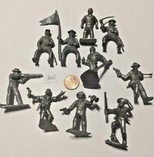 Marx Davy Crockett 45mm Pioneersmen