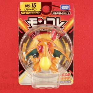 TAKARA TOMY MONCOLLE MS-15 Charizard Pokemon Monster collection Mini Figure