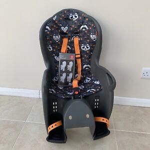 Hamax Kiss Child Bike Cycle Adjustable Seat Animal Print